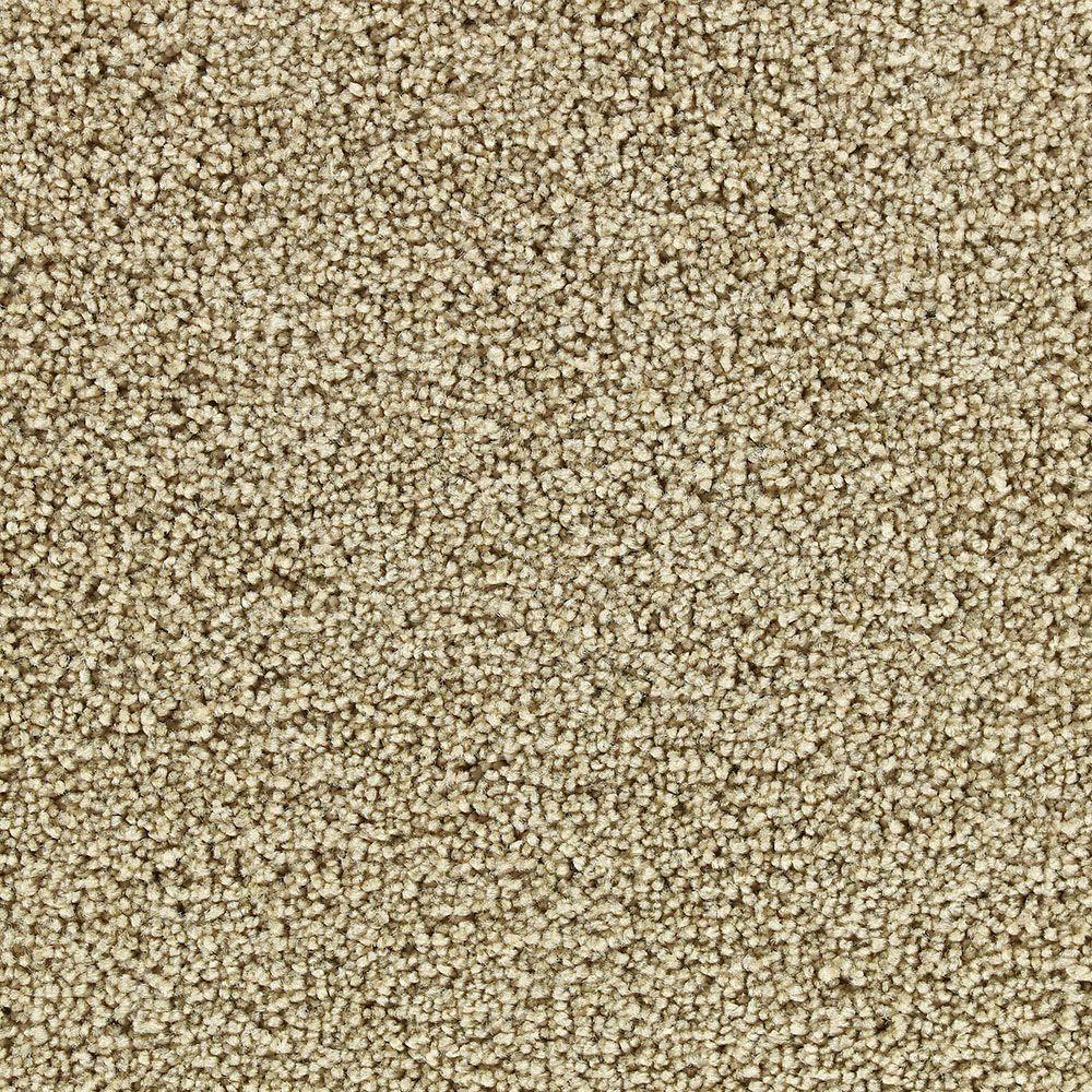 Martha Stewart Living Weston Park Nutshell - 6 in. x 9 in. Take Home Carpet Sample-DISCONTINUED