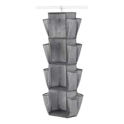 4-Tier Rotating Closet Hanging Organizer