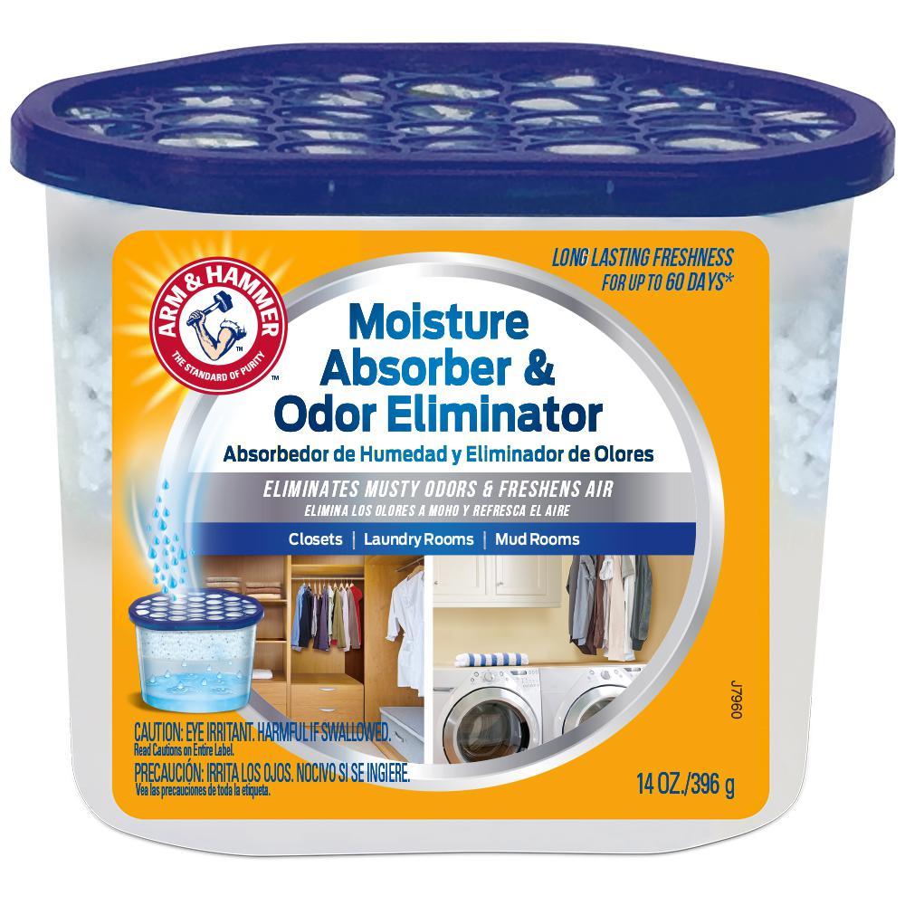14 oz. Disposable Moisture Absorber and Odor Eliminator