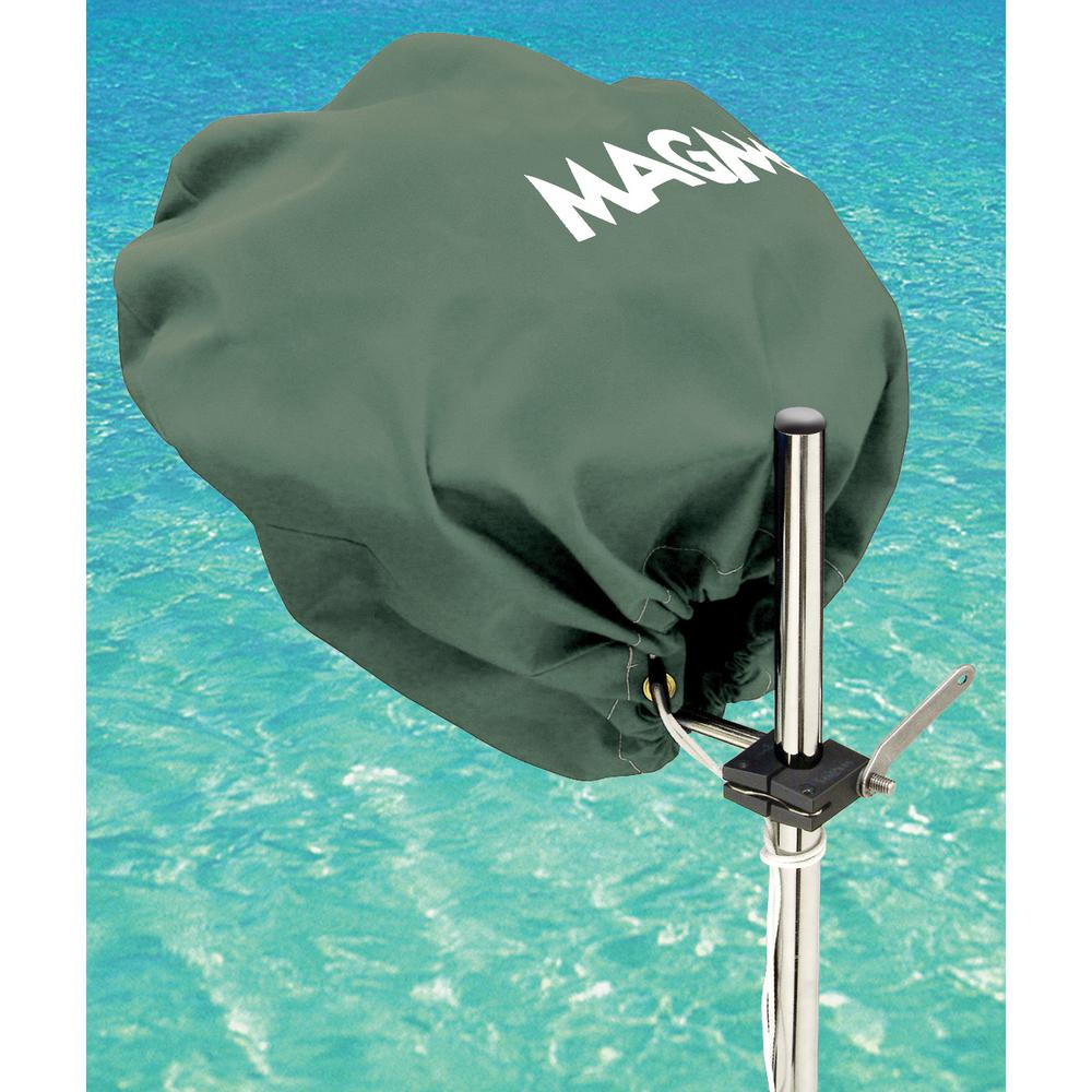 Marine Kettle Grill Original Size Cover and Tote Bag, Color: Forest