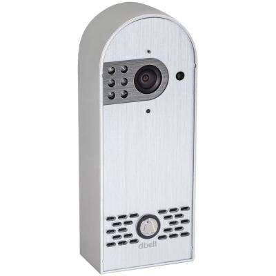 HD Live Video Wired Surface Mount Door Bell