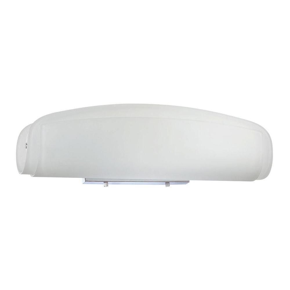 Helmi 3-Light Chrome Bath Vanity Light