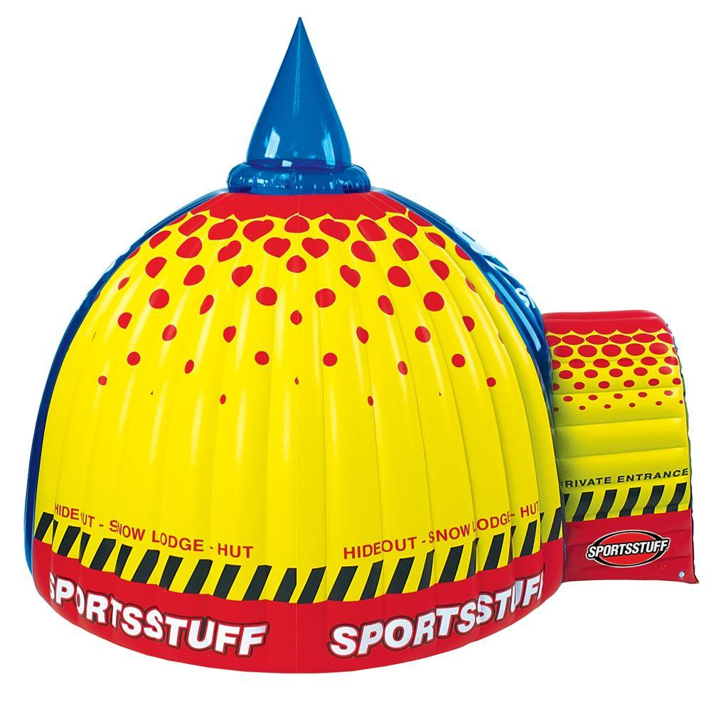 Swim Time Snow Fort Inflatable Igloo-DISCONTINUED
