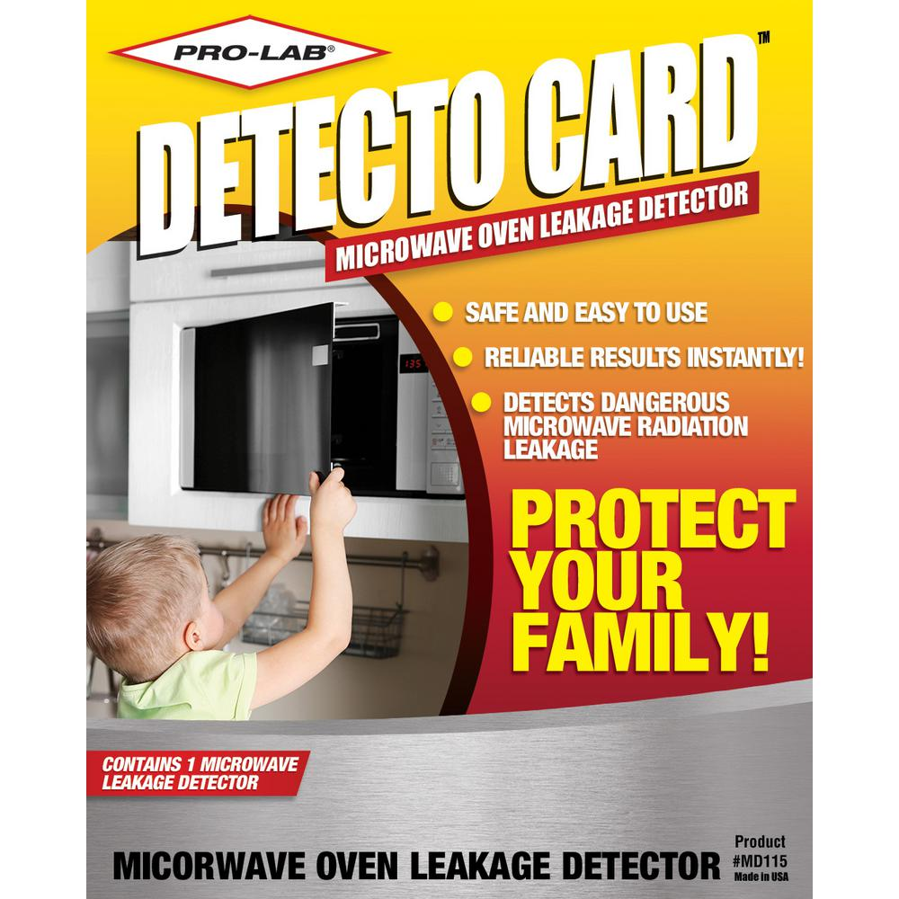 Pro Lab Microwave Leakage Detector Kit