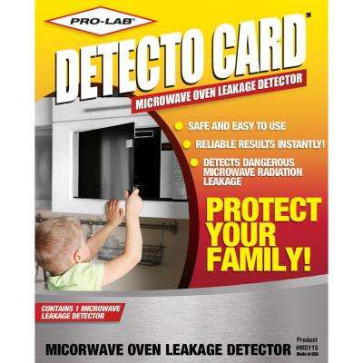 Microwave Leakage Detector Kit