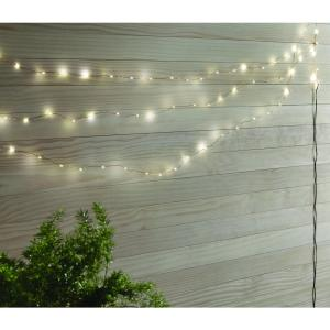 Copper wire LED Starry String Light Plug-in