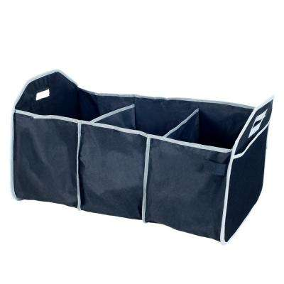 3 Section Trunk Car Organizer with Bonus Cold Storage Bag