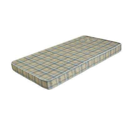 Bunk Bed or Dorm Firm Comfort 5 in. Mattress - Twin