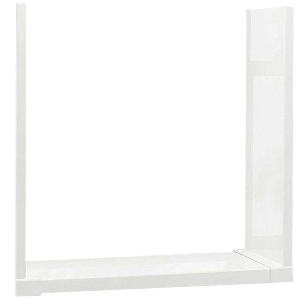 Composite Window Trim Kit in White