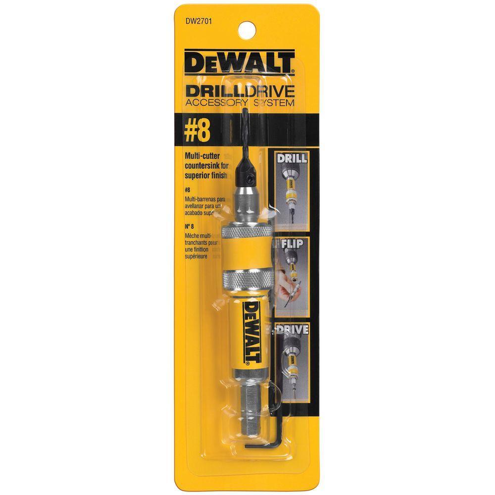#8 Drill Flip Drive Complete Unit