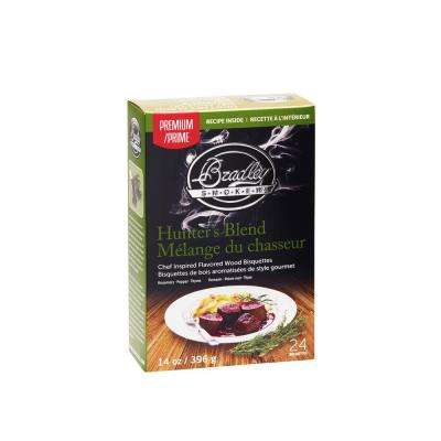 Premium Rosemary, Pepper Thyme Bisquetttes (Hunter's Blend) (Box of 24)