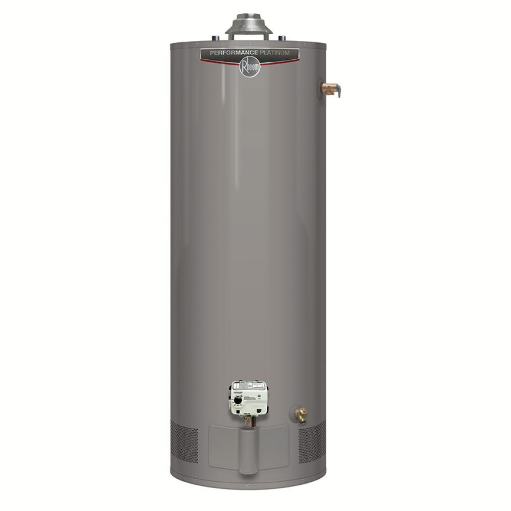 Performance Platinum 55 Gal. Tall 12 Year 50,000 BTU Natural Gas Tank Water Heater