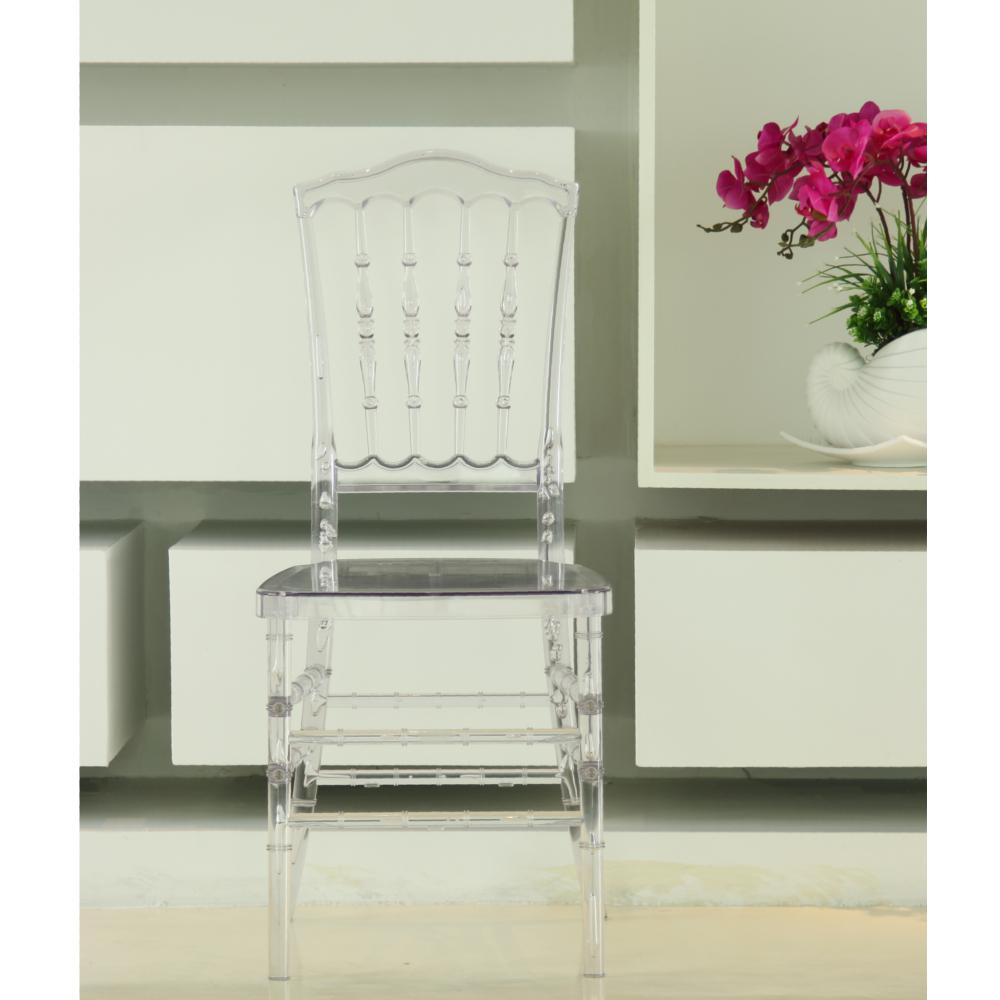 Arca Clear Dining Chair