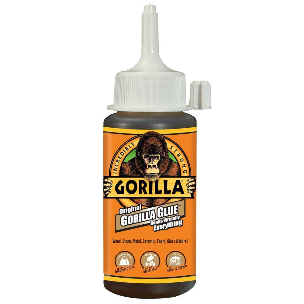 Gorilla Glue 4 fl. oz. Original Glue