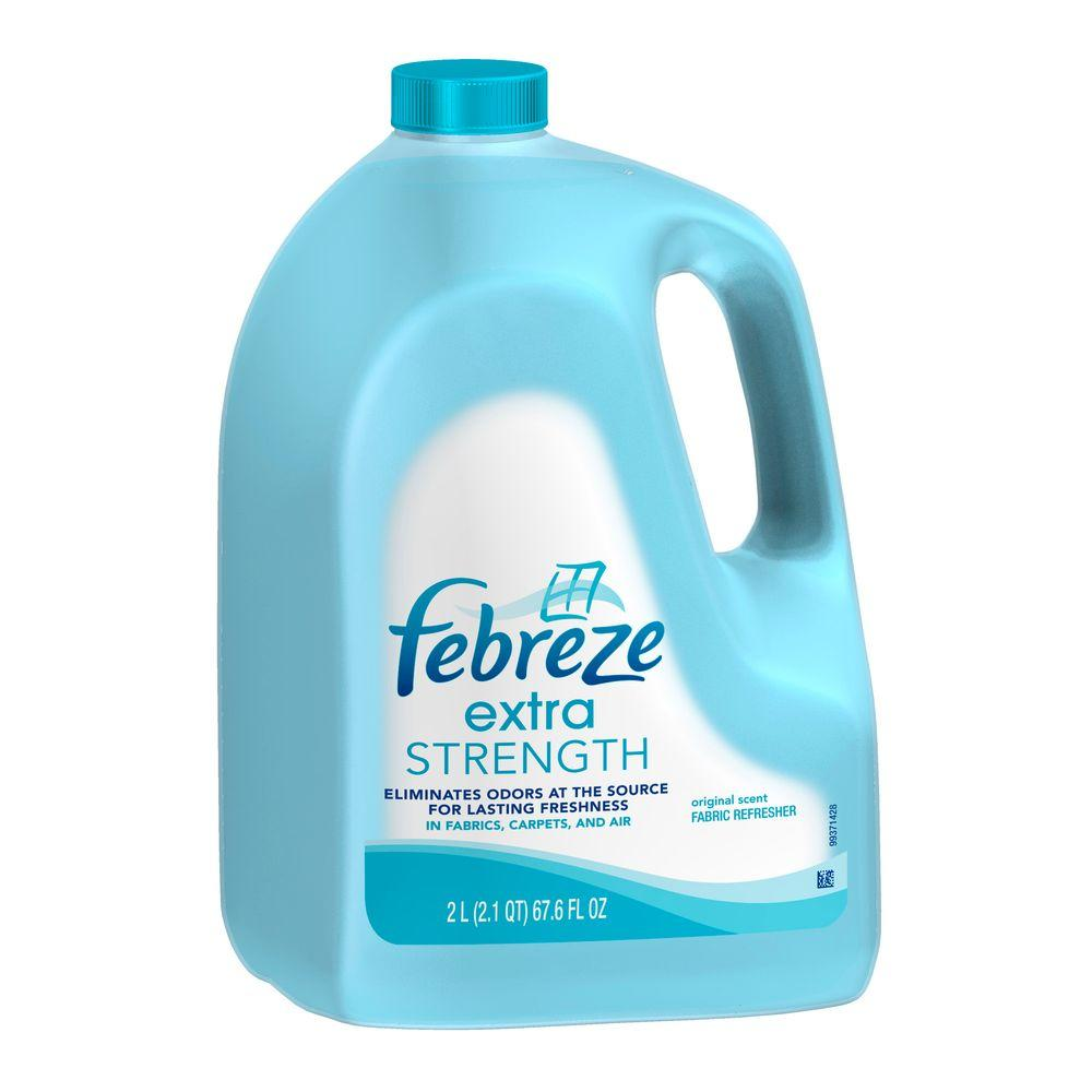 Febreze 67 oz. Original Scent Extra Strength Fabric Refresher Refill