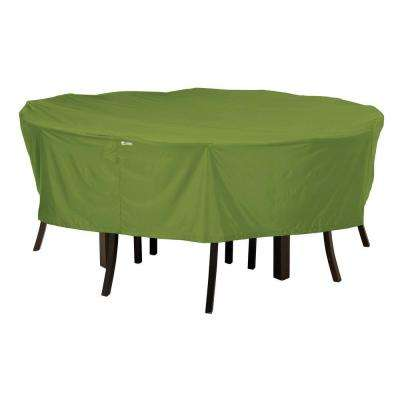 Sodo Large Round Patio Table and Chair Set Cover