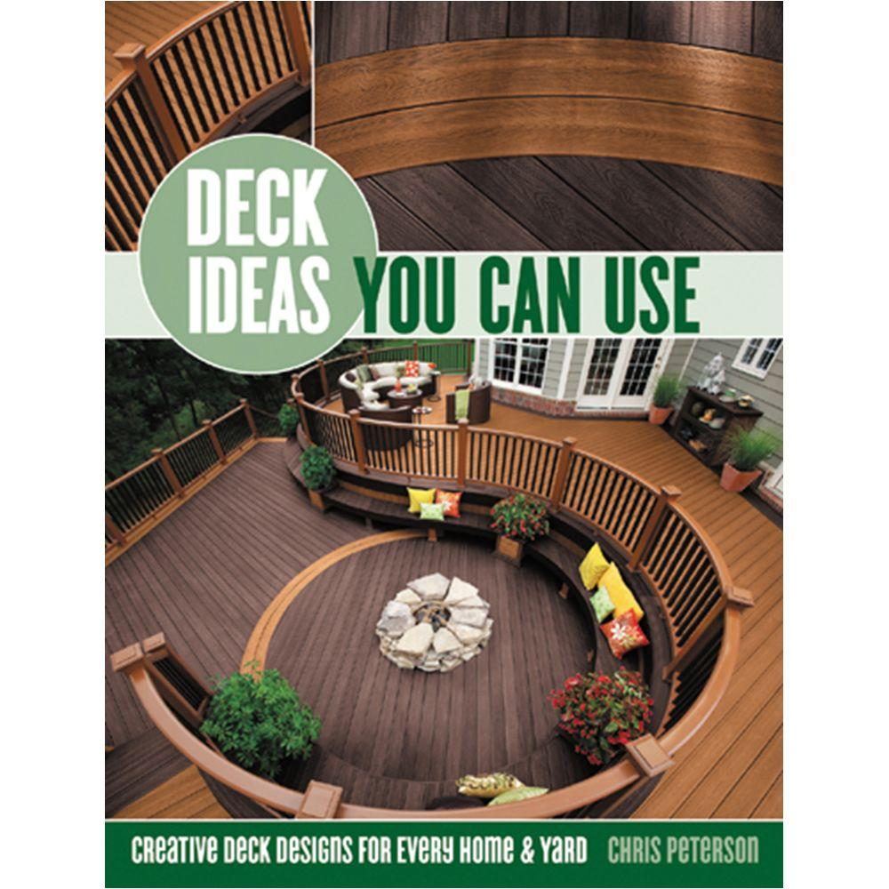 Deck Ideas You Can Use by Chris Peterson