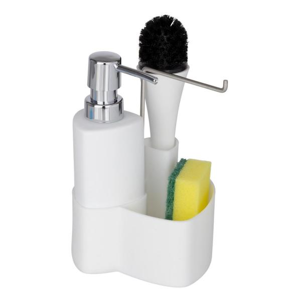 Empire Wash Up Set in White