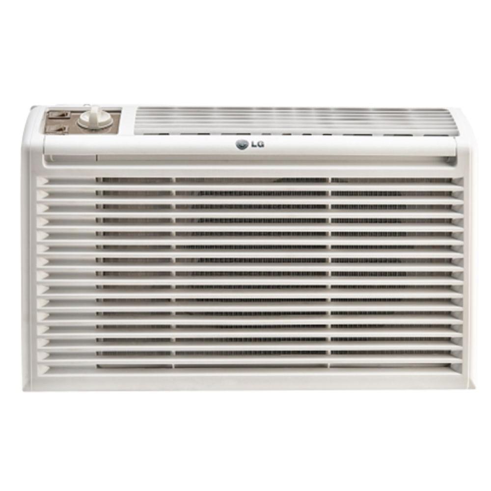 5,000 BTU 115-Volt Window Air Conditioner in White