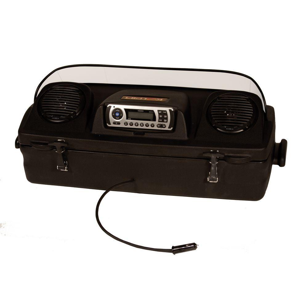 Kolpin ATV Front Stereo Box