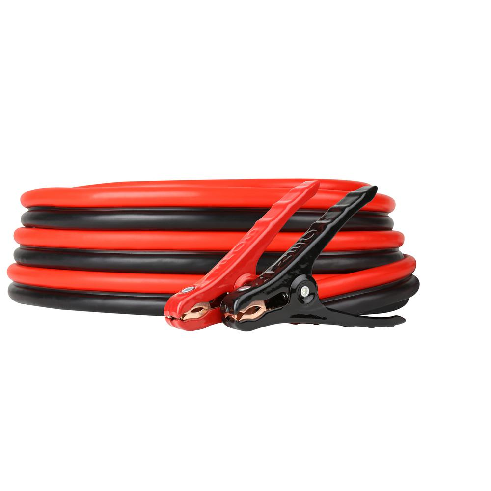Duracell 16 Ft. 6-Gauge Car-to-Car Battery Booster Cables