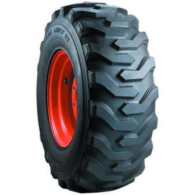 Trac Chief Construction Tire - 12.4-16 LRC/6-Ply (Wheel Not Included)