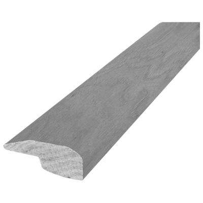 Hickory Shadow 25/32 in. Thick x 2 in. Wide x 84 in. Length Hardwood Baby Threshold Molding