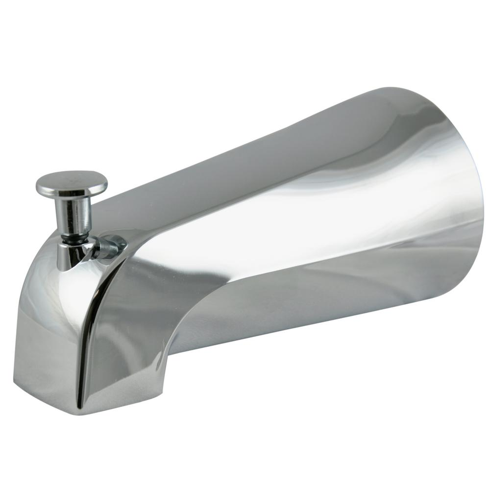 DANCO Diverter Spout in Chrome