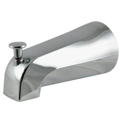 Diverter Spout in Chrome