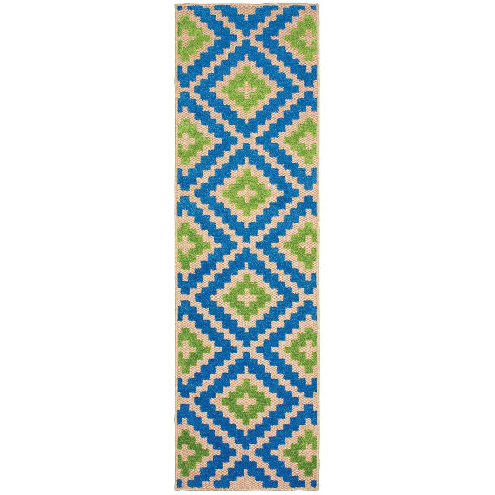 Home Decorators Collection Pueblo Design Coco Natural 2 Ft