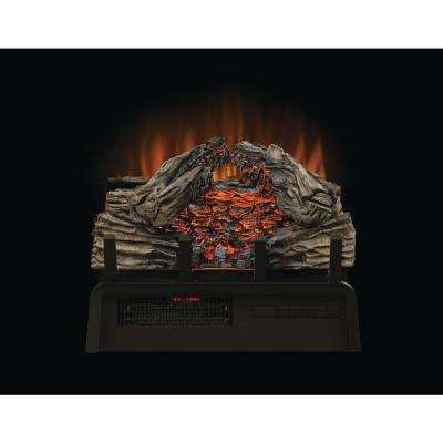 18 in. Electric Fireplace Log Set
