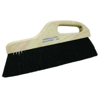 12 in. Horsehair and Poly Finishing Fine Brush
