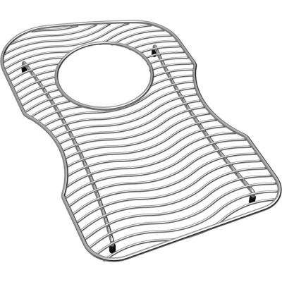 Lustertone Kitchen Sink Bottom Grid - Fits Bowl Size 11 in. x 17.68 in.