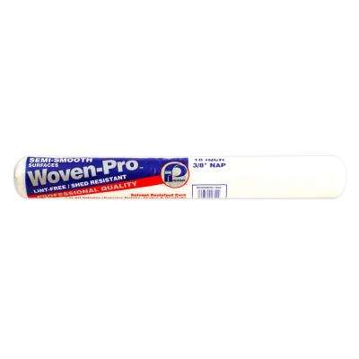 18 in. x 3/8 in. Woven Polyester Roller Cover (12-Pack)