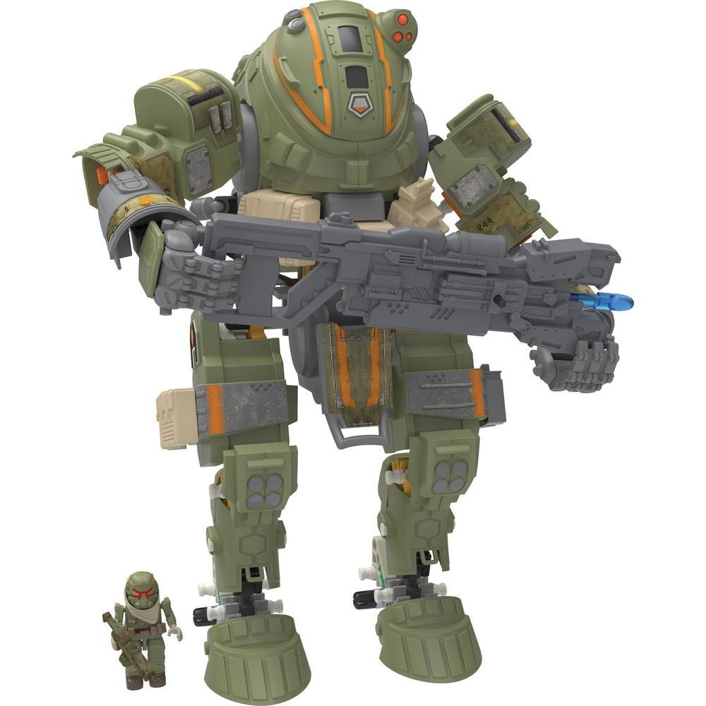 K'NEX Titanfall Militia Ogre Titan Building Playset