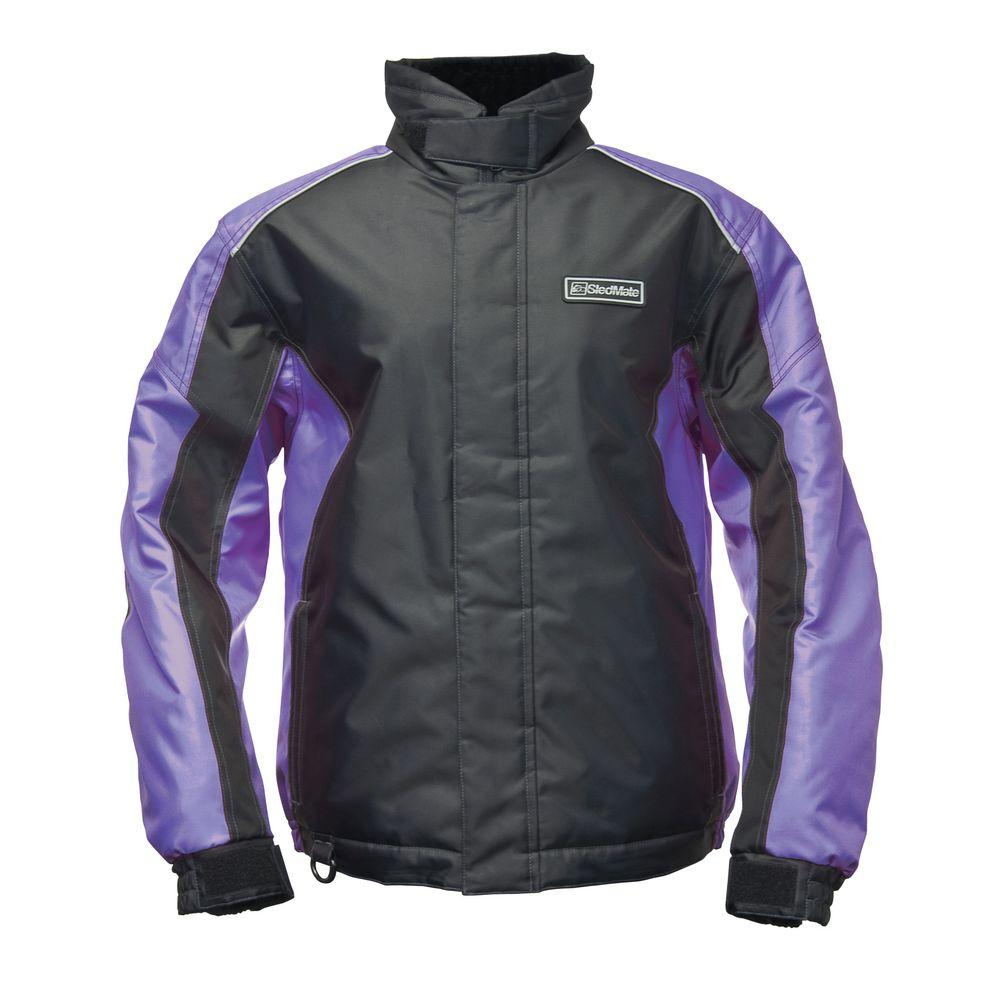 Sledmate XT Series Ladies Small Purple Jacket