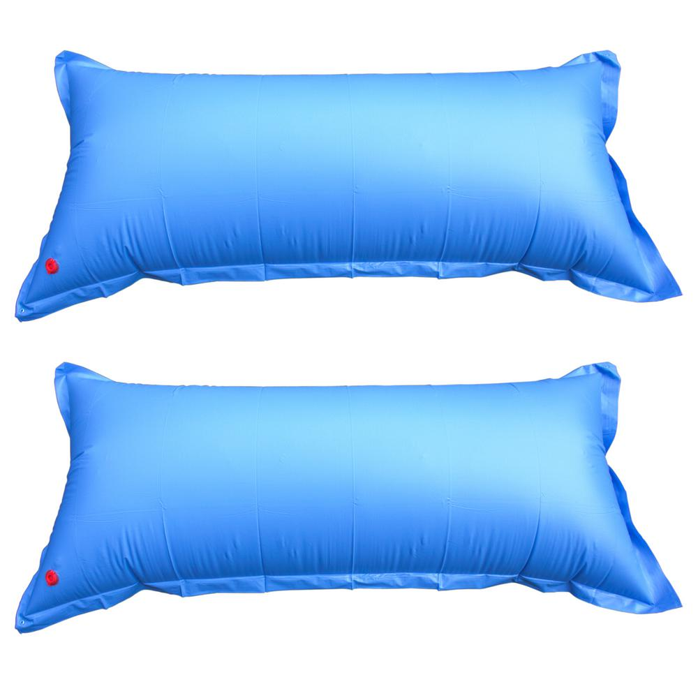 Pool Mate 4 ft. x 8 ft. Ice Equalizer Pillow for Above Ground Swimming Pool  Covers (2-Pack)