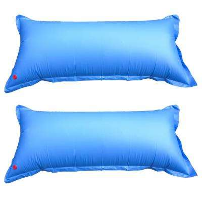 4 ft. x 8 ft. Ice Equalizer Pillow for Above Ground Swimming Pool Covers (2-Pack)