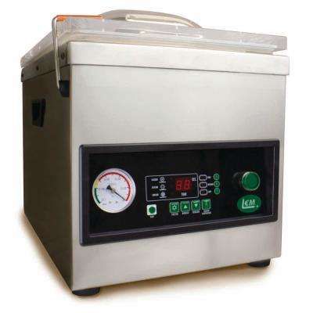 MaxVac Pro with Chamber Vacuum Sealer