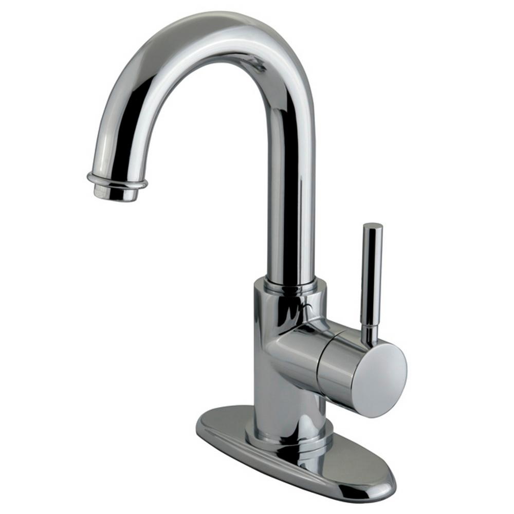 Kingston brass euro single hole single handle bathroom Kingston brass bathroom faucet installation