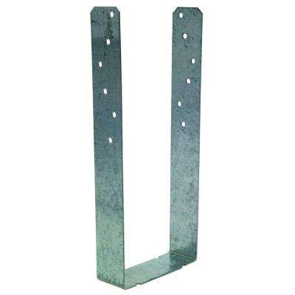 ZMAX Galvanized 18-Gauge Stud Plate Tie
