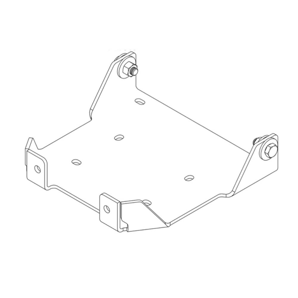 Yamaha Viking Kolpin 25-5270 Winch Mount Kit