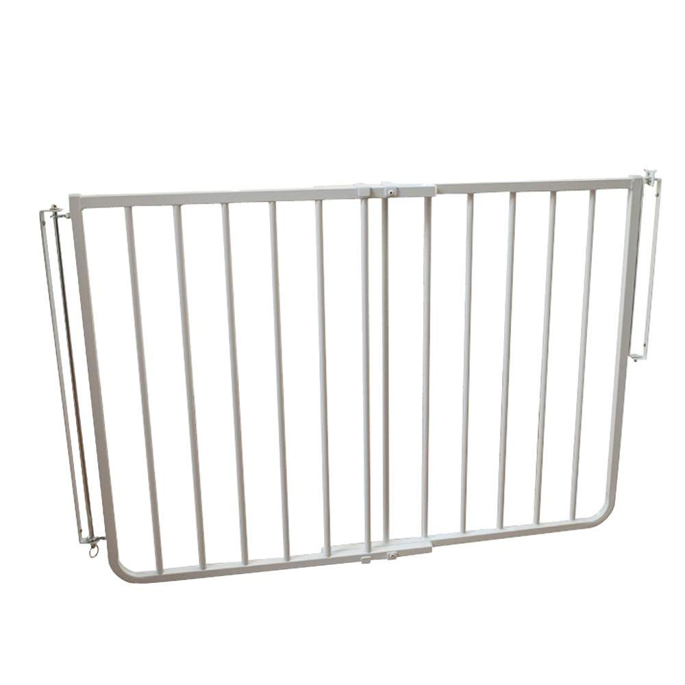 Cardinal Gates 30 In. H X 27 In. To 42.5 In. W X