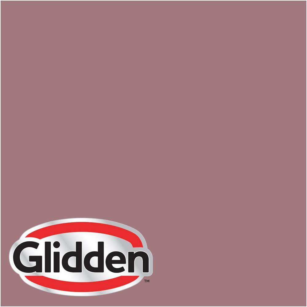 Glidden Premium 8 Oz Hdgr24d Dusty Brick Flat Interior Paint Sample Hdgr24d 08f The Home Depot