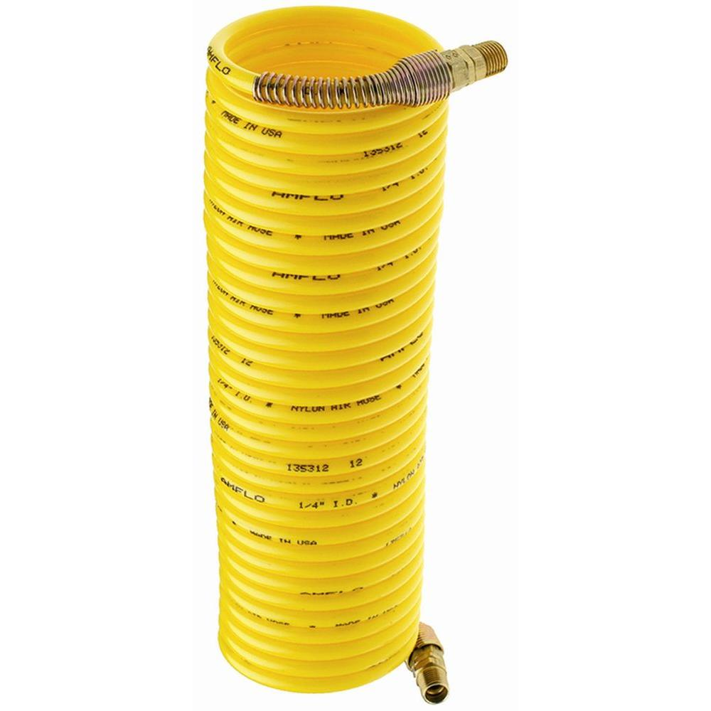 Amflo 50 ft. Nylon Recoil Air Hose