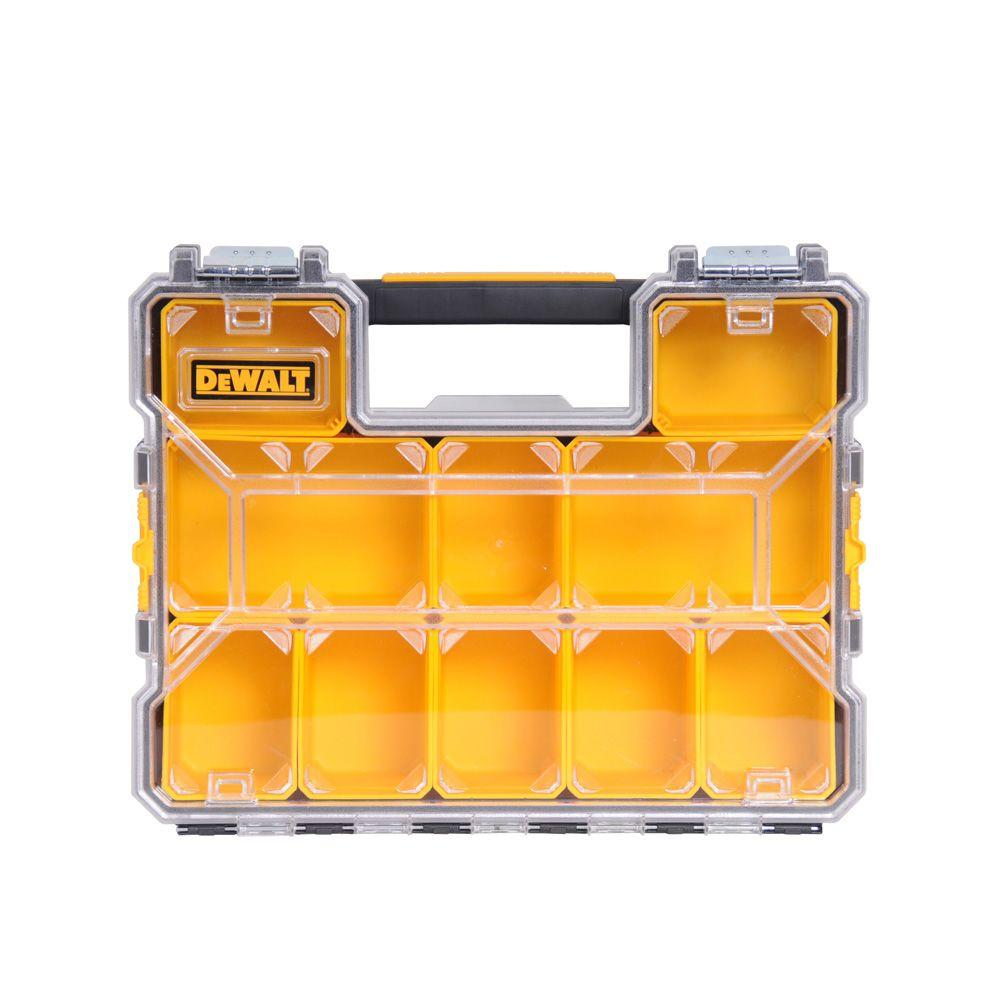 DEWALT 10-Compartment Deep Pro Small Parts Organizer