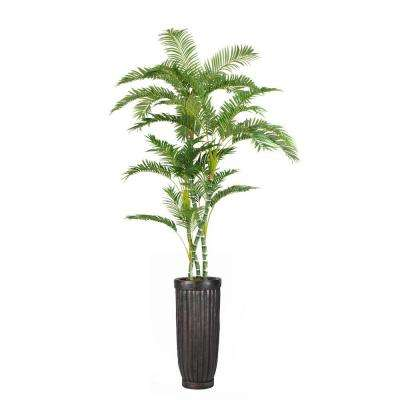 93 in. Tall Palm Tree in Planter