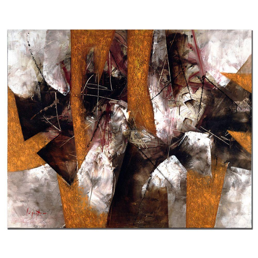 26 in. x 32 in. Abstract III 26 in. x 32
