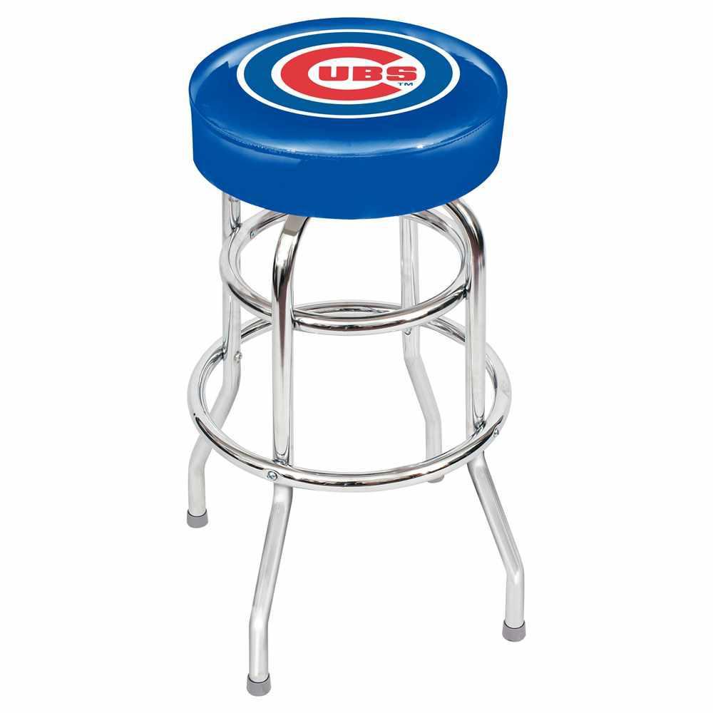 Chicago Cubs Bar Stool