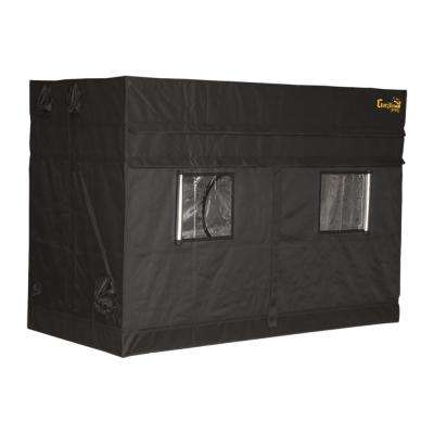 4 ft. x 8 ft. Black Shorty Grow Tent with 9 in. Extension Kit
